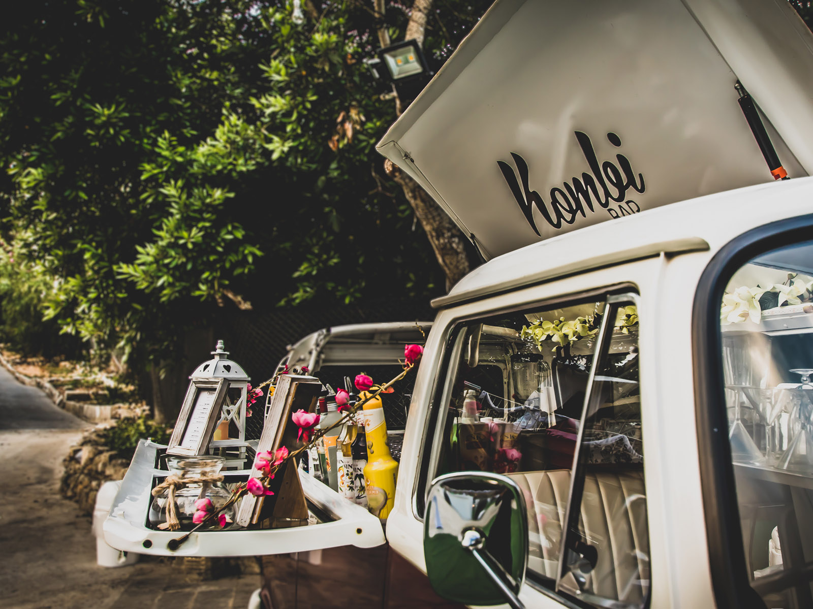 Welcome to the Kombi Bar